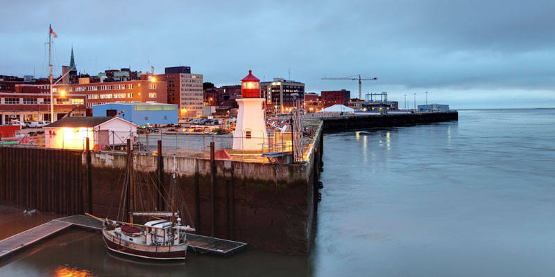 Life History of Fishes in Saint John Harbour