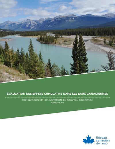 Évaluation des effets cumulatifs dans les eaux canadiennes