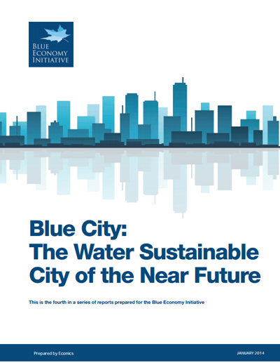 Blue City: The Water Sustainable City of the Near Future