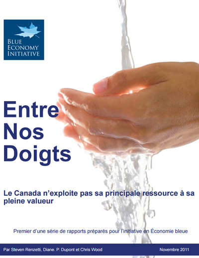 Entre nos doigts: Le Canada n'exploite pas sa principale ressource à sa pleine valeur