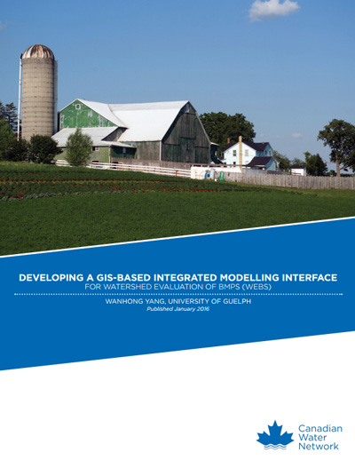 Developing A GIS-based Integrated Modelling Interface for ...