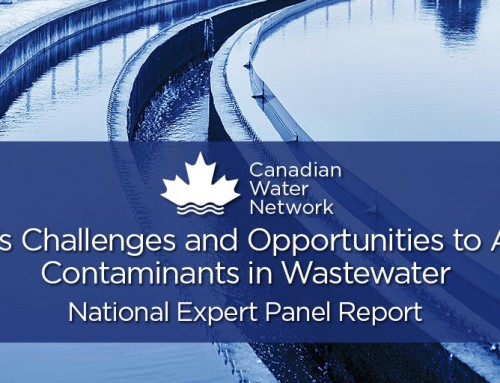Expert Panel Presents a Blueprint for Action on Contaminants in Wastewater