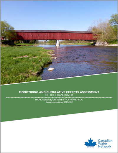Monitoring and Cumulative Effects Assessment of the Grand River