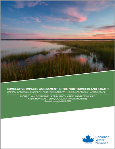Cumulative Impacts Assessment in the Northumberland Strait