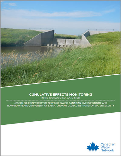 Cumulative Effects Monitoring in the Tobacco Creek Watershed