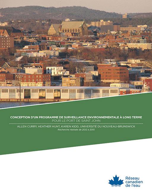 Conception d'un programme de surveillance environnementale à long terme pour le port de Saint John