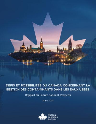 Défis et possibilités du canada concernant la gestion des contaminants dans les eaux usées